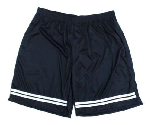 Calção Masculino Academia Futebol Lazer Plus Size 38 Ao 60