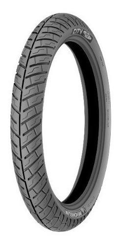 Cubierta Michelin 90 90 18 City Pro   Ybr - Cg150 - Cb125