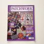Revista Patchwork Colcha Manta De Sofá Toalha De Mesa Cc454