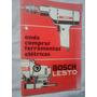 Catalogo Antigo Revendedores Ferrramentas Bosch
