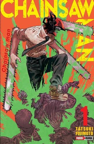 Chainsaw Man # 1 - Panini - Manga