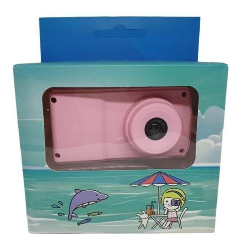 Kit 3 Câmera Fotográfica Infantil Foto E Video Bluetooth
