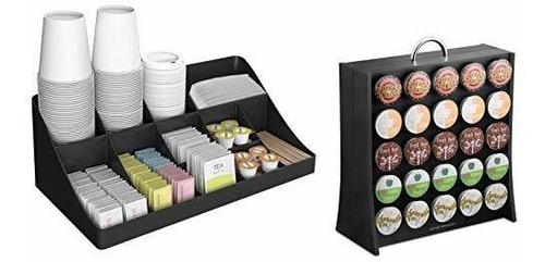 Condiment Organizer Combo Pod Storage