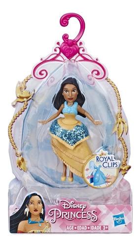 Muñecas Miniprincesa Disney Rapunzel Tiana Moana Mulan