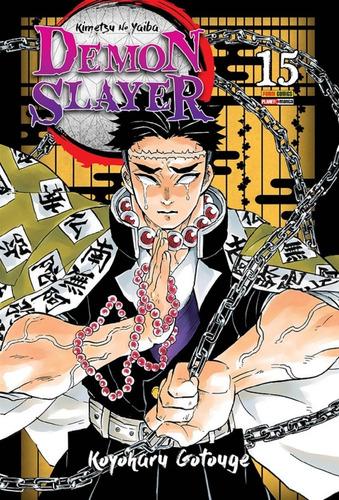 Demon Slayer Kimetsu No Yaiba, Mangá Escolha A Edição