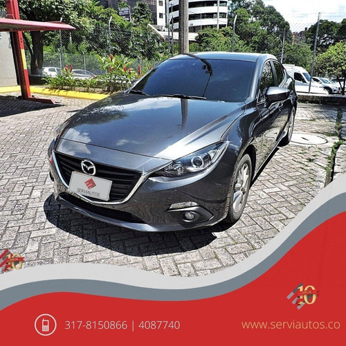 Mazda 3 Touring Tp 2017