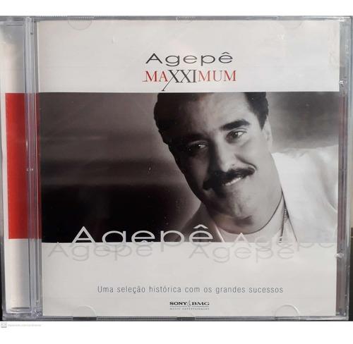 Cd Agepe - Maxximum Original