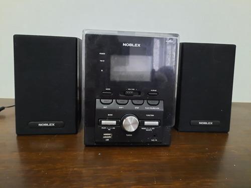 Equipo De Audio Noblex Con Usb