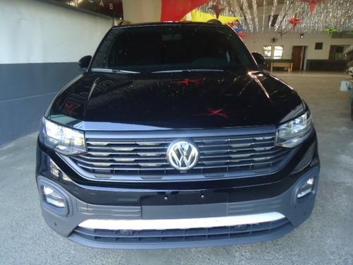Volkswagen T-cross 1.0 4p 200 Tsi Flex Automático 2021