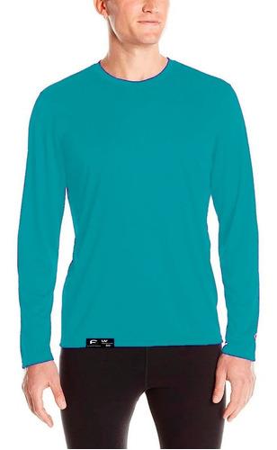 Camisa Térmica Proteção Solar Uv 99% Frio E Calor Envio Já