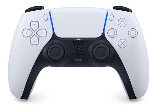 Joystick Inalámbrico Sony Playstation Dualsense Cfi-zct1 White Y Black