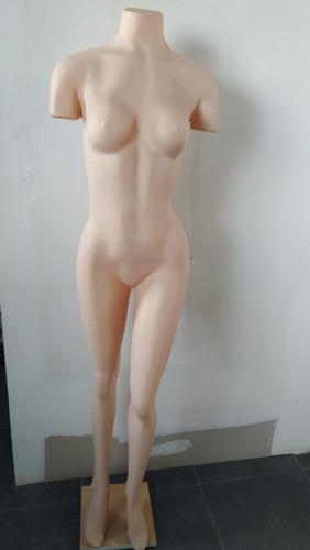 Maniquí Mujer Muy Buen Estado, Plástico.