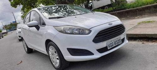 Ford Fiesta 1.5 Hatch 2014, O Mais Novo Da Cidade, Não Perca