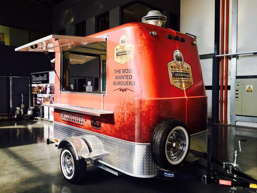 Foodtruck  100s Full Equipado