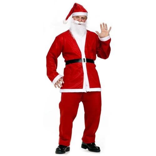 Disfraz De Papa Noel - Santa Claus - Navidad