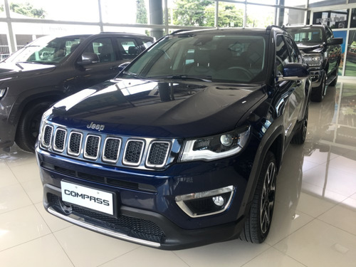 Jeep Compass 2.4 Limited Plus At9 4x4 2020 Full Automatica