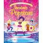 Livro Infantil Incríveis Popstars: Vestindo Minhas Boneca