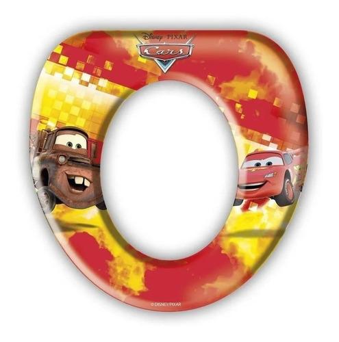 Assento Sanitário Infantil , Carros Disney