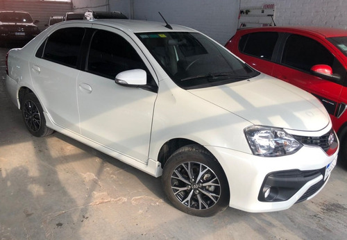 ToyotaEtios 2017 Platinum 1.5 4p At