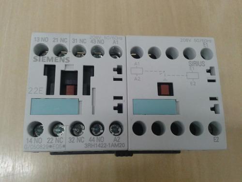 Siemens  3rh1422-1am20  Novo!!!  Ok Original