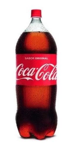 Refresco Coca Cola Botella 3 Litros Funda X6