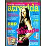 Revista Atrevida Coleção Avril Lavigne/paolla/marjorie/rbd