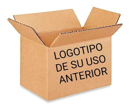 25pz G Cajas De Cartón 59x33x39cm Recicladas, Mudanza Envios