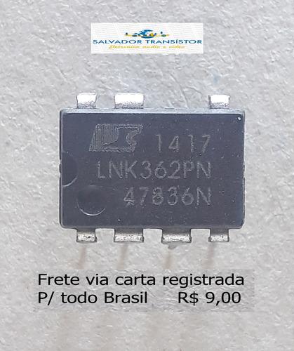 Lnk362pn Lnk362 Pn - Kit Com 3  Peças Dip7 Original