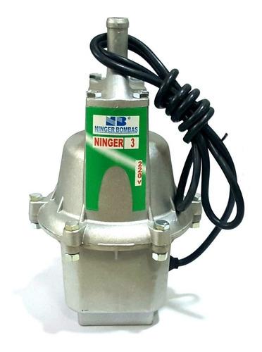 Bomba D´agua Submersa 650 Ninger Power 220v