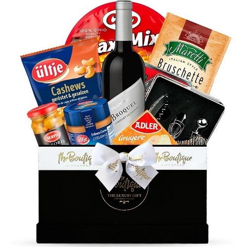 Canasta Regalos Navidad Empresariales Delicias Gourmet
