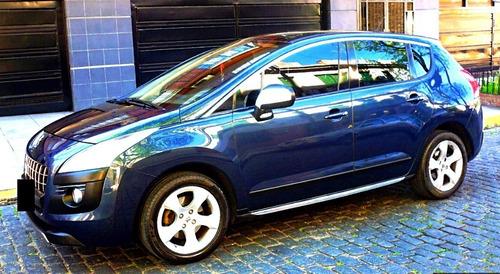 Peugeot 3008 Premium Plus 1.6 Tip. Service Oficiales En 2014