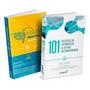 Livro Combo Antibióticos Mapas Mentais E 101 Casos Clínicos