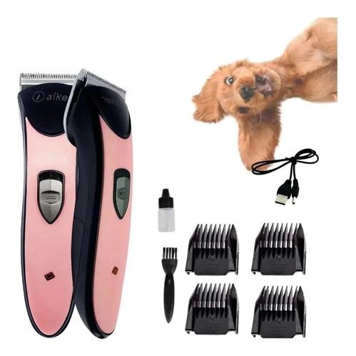 Máquina Pra Tosar Cachorro Tosa Pet Profissional Envio Rapid