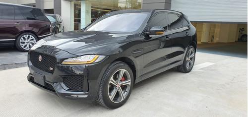 Jaguar F Pace S 2018 Negro