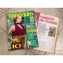 Revista Manequim 490 Vestidos Longos Receitas Ano 2000 F171