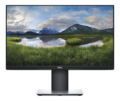 Monitor Dell Professional P2319h Led 23  Preto 100v/240v