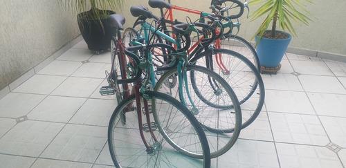 Bikes Caloi 10 Restauradas. Ótimo Estado As Quatro Bikes.