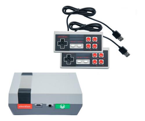 Videogame Portátil Retrô 8 Bits 2 Controles 800 Jogos