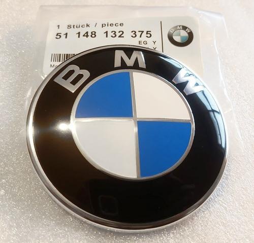 Emblema Para Motos Bmw 74 Mm Clásica