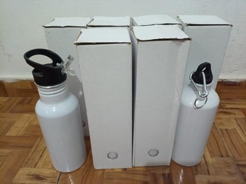 Botellas Para Sublimar X750cc Aluminio Importado