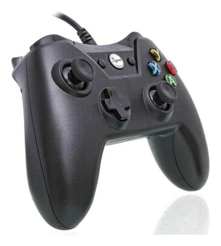 Controle Joystick Knup  Kp-5130 Preto