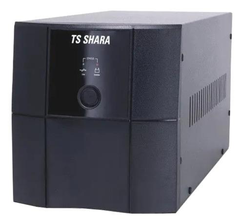 No Break Ts Shara 4420 2200va  Com Entrada E Saída De 115v/220v Ca Preto