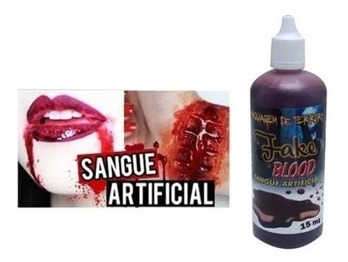 Sangue Artificial Para Halloween