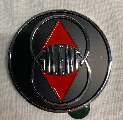 Insignia Escudo Emblema Redondo Gilera Original
