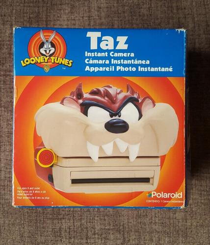 Camara Instantanea Taz Tazmania Looney Tunes Polaroid
