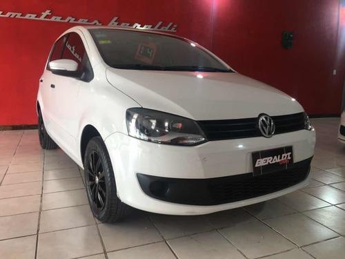 Volkswagen Fox 1.6 Confortline Pack Saf 2014