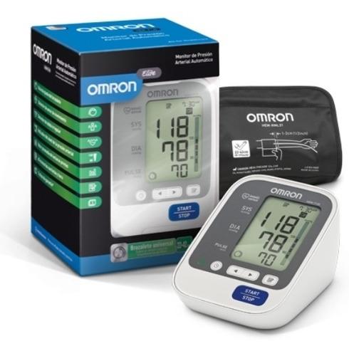Monitor De Presión Arterial De Brazo, Omron Elite Hem 7130