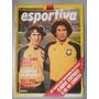 Revista Manchete Esportiva Nº27 Abril 1978 Zico E Nunes R485