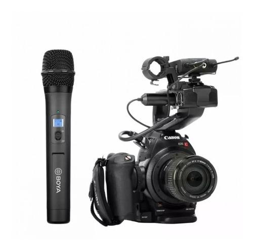 Boya By-wm8 Pro-k3 Kit Microfone De Mão Wireless