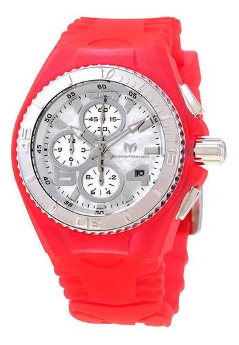 Cruise Jellyfish Chronograph Reloj Para Mujer Tm 115260